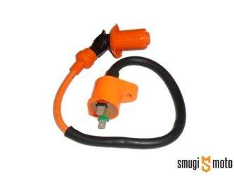 Cewka zapłonowa z fajką 4T, 2 pin, 125-150cc, tuningowa