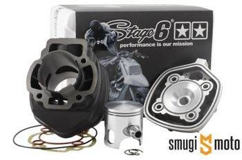 Cylinder Kit Stage6 Streetrace 70cc, Gilera / Piaggio LC