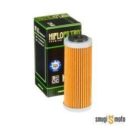 Filtr oleju HifloFiltro HF652, KTM EXC SXF 350/ 400/ 450/ 503/ 530