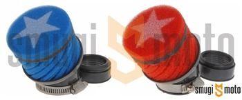 Filtr powietrza Stage6 Racing, krótki, 48mm (różne kolory)