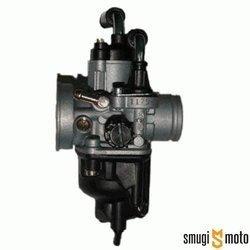 Gaźnik Dellorto PHVB 19mm DD, do ssania ręcznego, uniwersalny 2T (2 suwy)