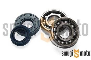 Łożyska wału i uszczelniacze SMG Racing Metal, Minarelli (SKF + Corteco)