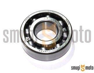 Łożysko wału KOYO 6204 C3 Metal, Minarelli / Derbi / Peugeot leżący