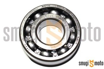 Łożysko wału KOYO 6204 C4 Metal, Minarelli / Derbi / Peugeot leżący (1 szt.)