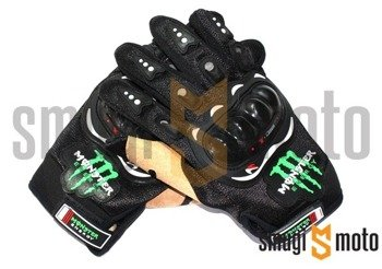 Rękawice Monster Energy - L
