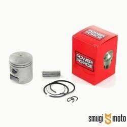 Tłok kompletny Power Force, Morini AC 50cc, 10mm (różne rozmiary)