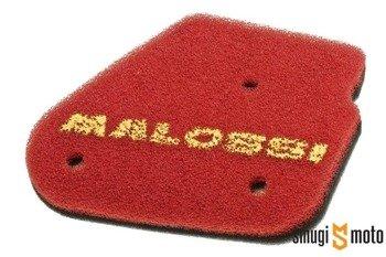 Wkład filtra powietrza Malossi Double Red Sponge, Minarelli leżące