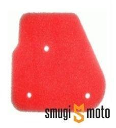 Wkład filtra powietrza czerwony / czarny, Minarelli leżące