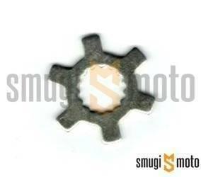 Zabierak przeciwtalerza / wentylatora wariatora TNT, CPI / Keeway 16mm (chińskie 2T)