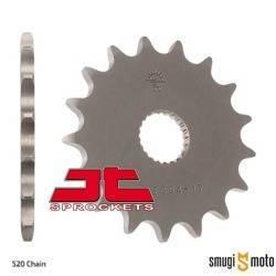 Zębatka przednia JT [520], Aprilia RS / RX / Pegaso / Tuareg 125 (różne rozmiary)