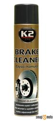 Zmywacz K2 Brake Cleaner, 600ml