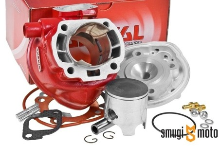 Cylinder Kit Airsal Racing X-TREM 77cc, Minarelli LC, sworzeń 12mm