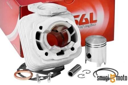 Cylinder Kit Airsal Sport 50cc, Kymco stojące (Curio CX / KB 50 / ZX) (bez głowicy)