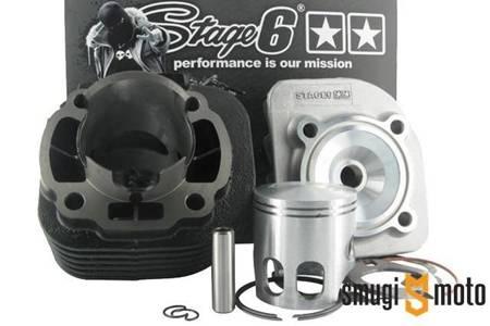Cylinder Kit Stage6 Streetrace 70cc, CPI, sworzeń 10mm