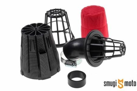 Filtr powietrza Revo S-Type, 28 / 35mm, 0°-70° (rózne kolory)