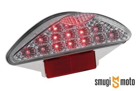 Lampa Revo LED Lexus Style z kierunkowskazami, Yamaha Aerox / RS -99 / Focus... (E)