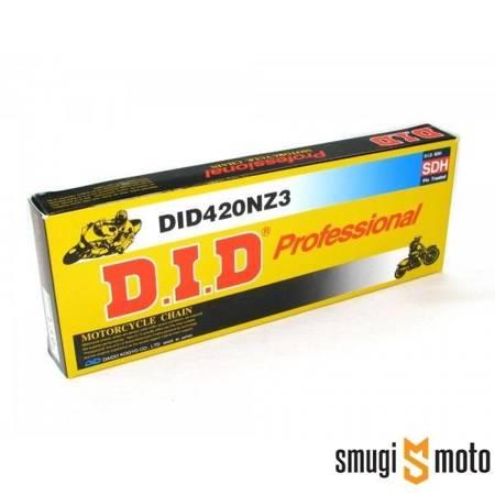 Łańcuch napędowy DID420NZ3 (różne rozmiary)