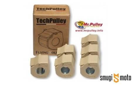 Rolki wariatora Dr.Pulley, 29x22 (6 sztuk) Kymco X-Citing 500/R/Ri/Evo (różne wagi)