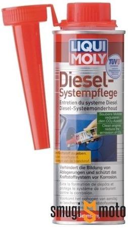 Środek Liqui Moly do ochrony systemu paliwowego Common Rail, 250ml