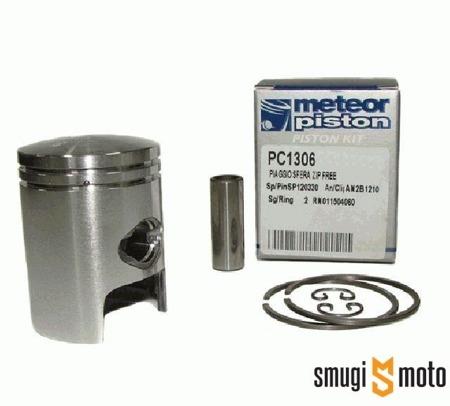 Tłok kompletny Meteor, Piaggio / Gilera 50 (różne rozmiary)